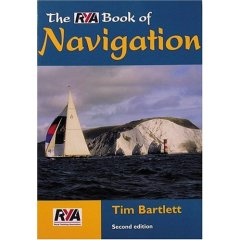 RYA BOOK - BOOK OF NAVIGATION