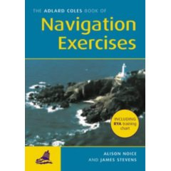 RYA BOOK NAVIGATION EXERCISES INC. CHART